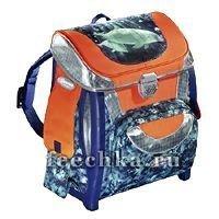Школьный рюкзак ДЕЛЬФИН, Hama