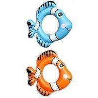 Надувной круг Рыба-клоунв ассортименте, Summer Escapes
