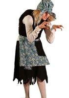 Карнавальный костюм БАБА-ЯГА, от 5-7 лет, Бока