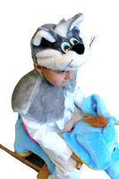Карнавальный костюм КОТЕНОК (легкий), 3-7 лет, Бока