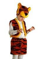 Карнавальный костюм ТИГРЕНОК, 3-5 лет, Бока