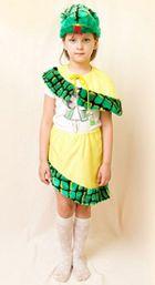 Карнавальный костюм ПИТОН (девочка), 3-5 лет, Бока