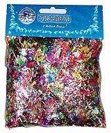 Конфетти разноцветное фольгированное, 50г