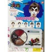 Набор - Краски для росписи лица «Вампир», Эльф маркет