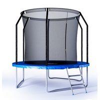 Каркасный батут Семейный с сеткой безопасности (диаметр 244 см), Triumph Nord