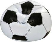 Надувное кресло Футбольный Мяч INTEX, 108х110х66 см