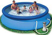 Бассейн INTEX Easy Set Pool, 366 х 76 см + фильтр-насос