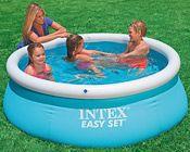 Бассейн INTEX Easy Set Pool, 183х51см, от 6 лет