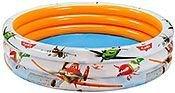 Надувной бассейн INTEX Самолеты, 168х40 см, от 3 лет