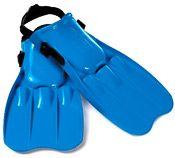 Детские ласты для плавания SMALL SWIM FINS, от 4 до 8 лет