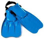 Large Swim Fins Ласты для плавания Большие, от 12 лет