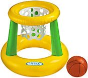 Игровой надувной центр Плавающее Кольцо INTEX, 67х55 см