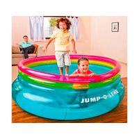 Надувной круглый батут Original Jump-o-Lene Intex, 203х69 см