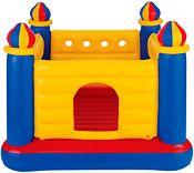 ������� �������� ����� ����� INTEX Jump-o-Lene Castle Bouncer, 175�175�135 ��, �� 3 �� 6 ���