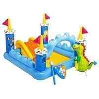 Надувной игровой центр INTEX Сказочный Замок, 185х152х107 см, от 2 лет