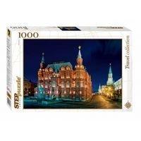 Мозаика puzzle Москва Исторический музей 1000 эл., Step Puzzle
