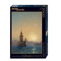 Мозаика puzzle Вид Леандровой Башни в Константинополе. (Русские музеи) 2000 эл., Step Puzzle