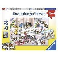 Пазл Все о самолетах, Ravensburger