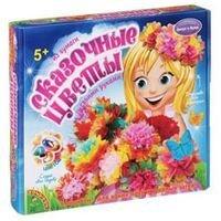 Набор для творчества Сказочные цветы, Bondibon