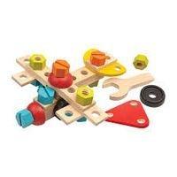 Конструктор деревянный, Plan toys