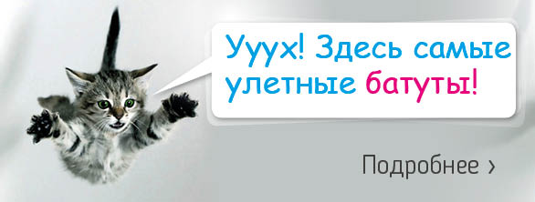 Батуты Jumpo, Happy Hop, Intex, BestWay, Moose Mountain